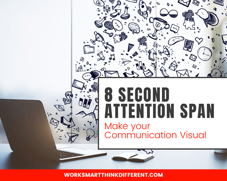 8 Second Attention Span: Make Your Communication Visual
