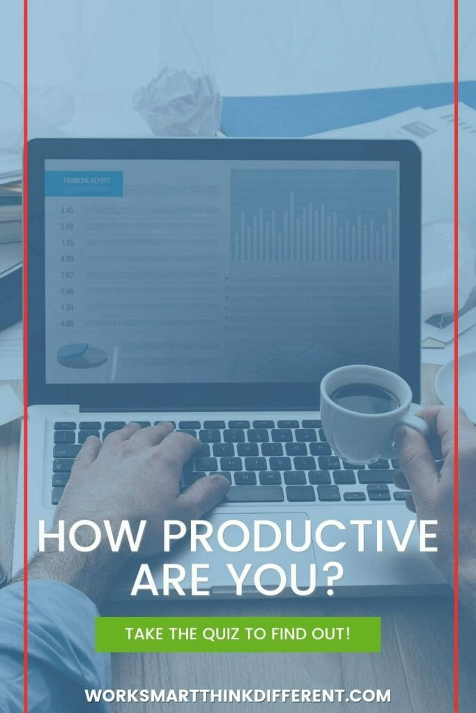 How productive are you? Take the quiz